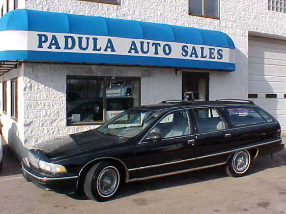 Thinking back from the begining. 95Caprice1