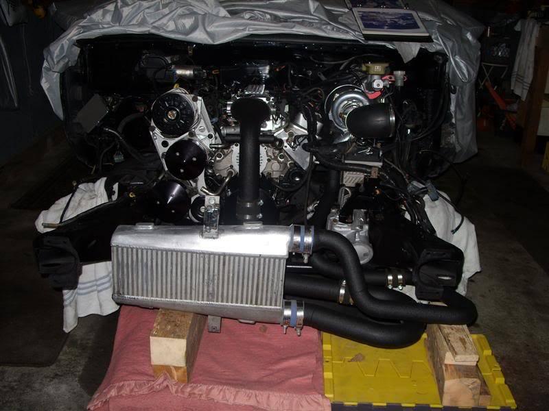 Turbo Engine 16AllthepipingMedium