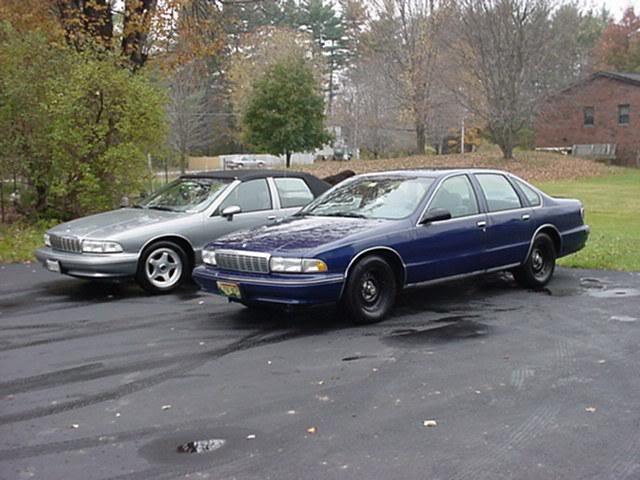1995 Caprice 9C1 Caprice1