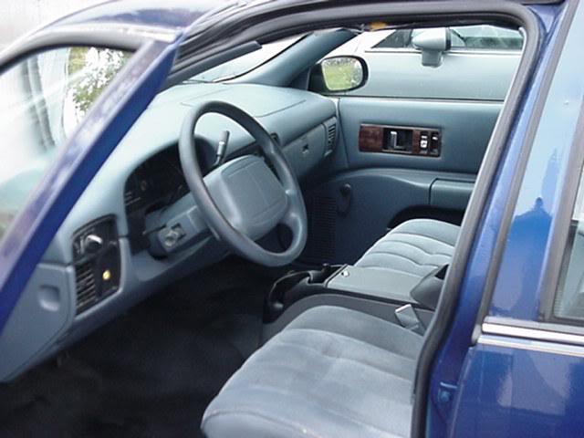 1995 Caprice 9C1 Caprice4