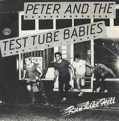 18/10: PARIS: Peter and the test tube babies PEter