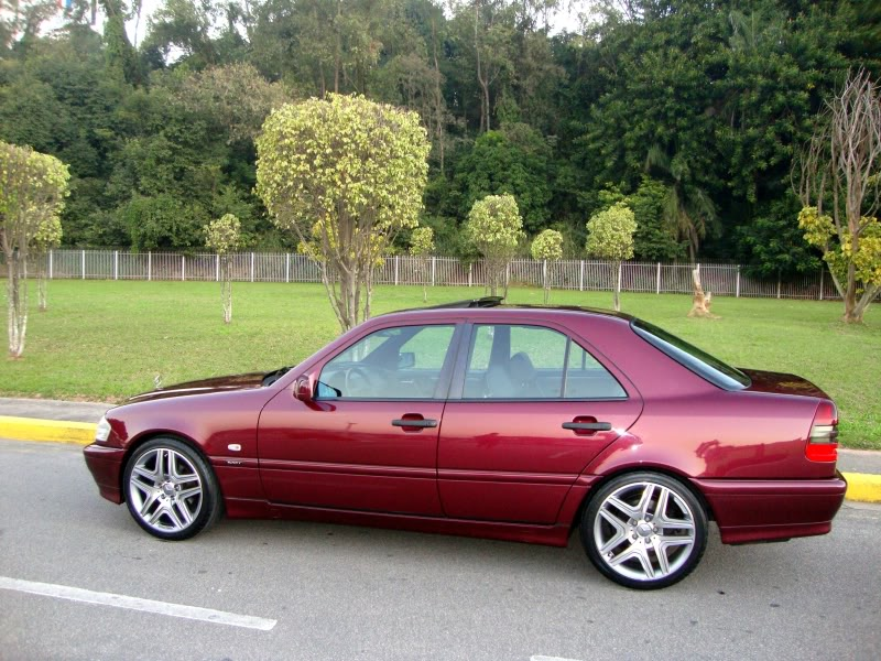 C280 Sport 98/98   -   Meu ex carro, a venda novamente. - R$ 35.000,00 DSC02370
