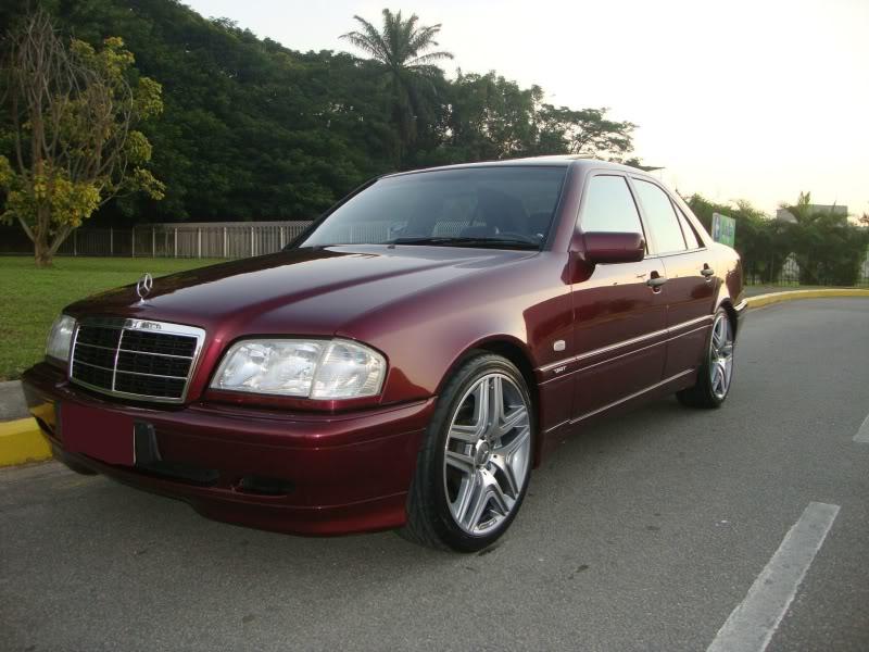 C280 Sport 98/98   -   Meu ex carro, a venda novamente. - R$ 35.000,00 DSC02377