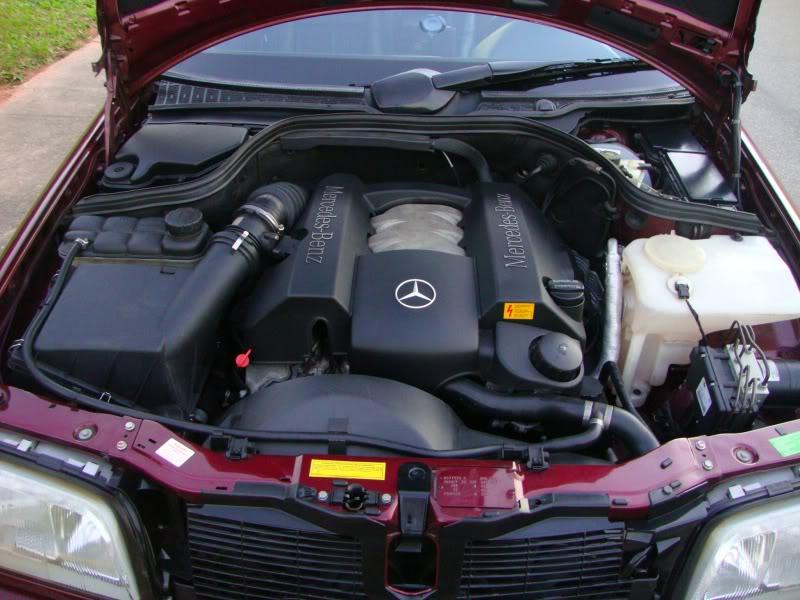 C280 Sport 98/98   -   Meu ex carro, a venda novamente. - R$ 35.000,00 DSC02385