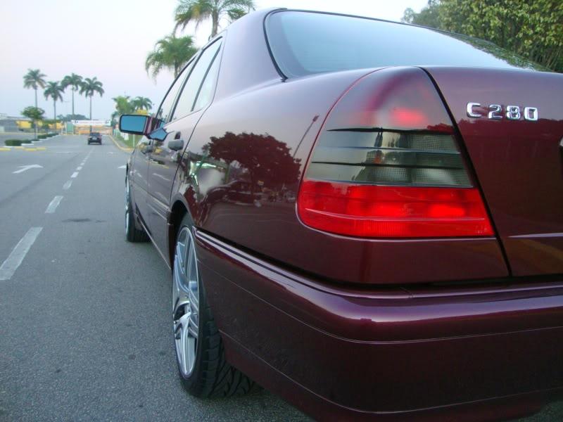 C280 Sport 98/98   -   Meu ex carro, a venda novamente. - R$ 35.000,00 DSC02393