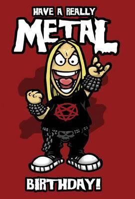 Happy Birthday To AgonyScene!!! MetalBirthday