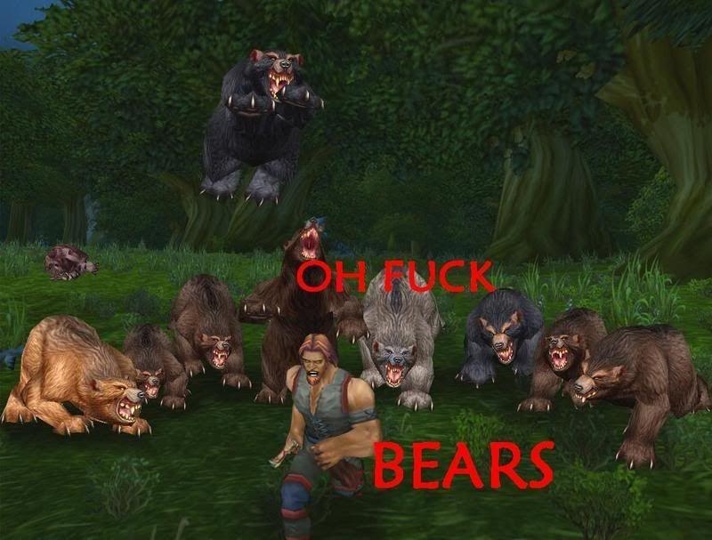 Come on.. Bears