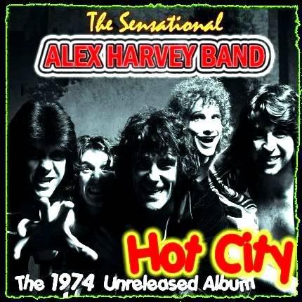 THE SENSATIONAL ALEX HARVEY BAND Hotcity2