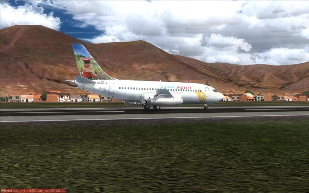 [FS9] SPIM-SPZO Lima-Cuzco 20