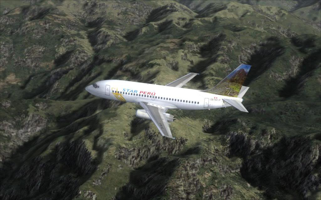 [FS9] SPIM-SPZO Lima-Cuzco 8