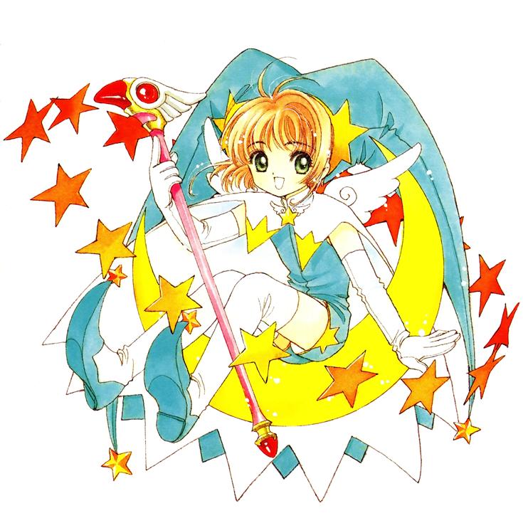 Qual seu personagem favorito de Sakura Card Captors? Sakuramow