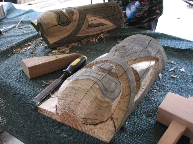 "Sydney ""Tiki Beat"" carving workshop (lottsa pics) TikiBeat082"