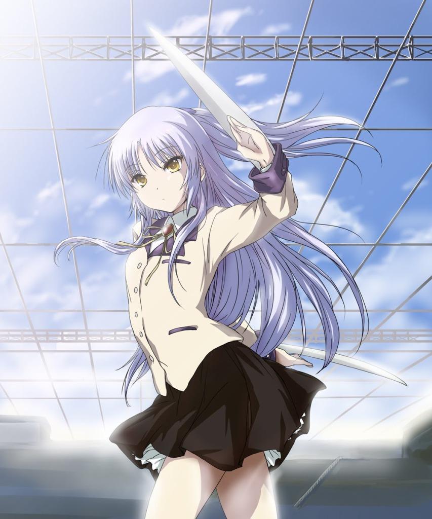 Shinigami Records AngelBeatssukima036250