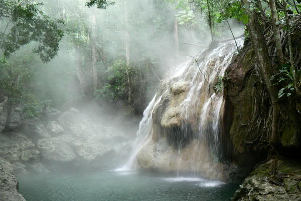 Healing hot spring HotSpring