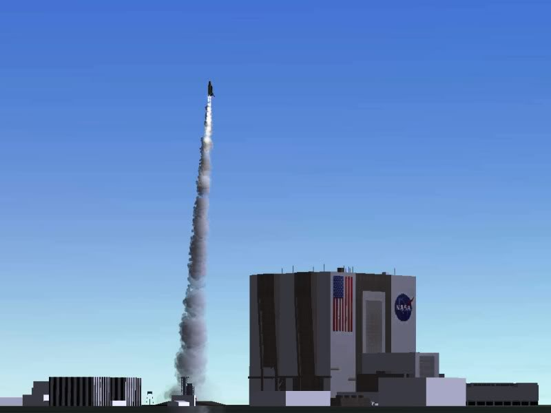 Orbiter Space Flight Simulator Atlantis_launch2