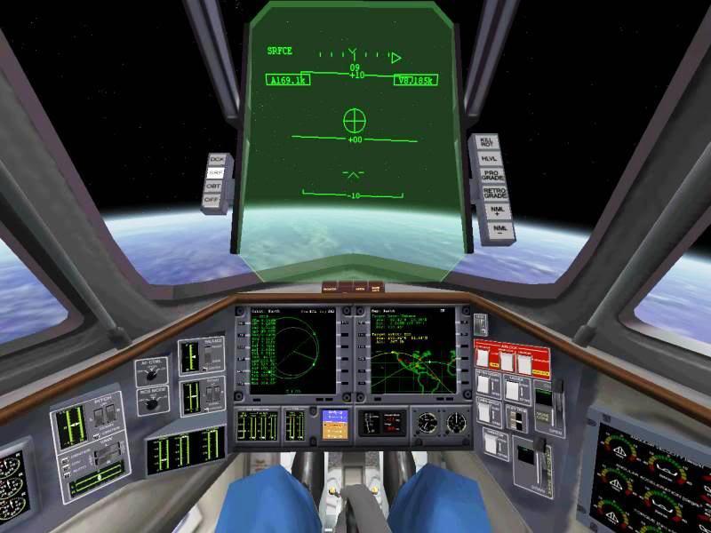 Orbiter Space Flight Simulator Gallery60