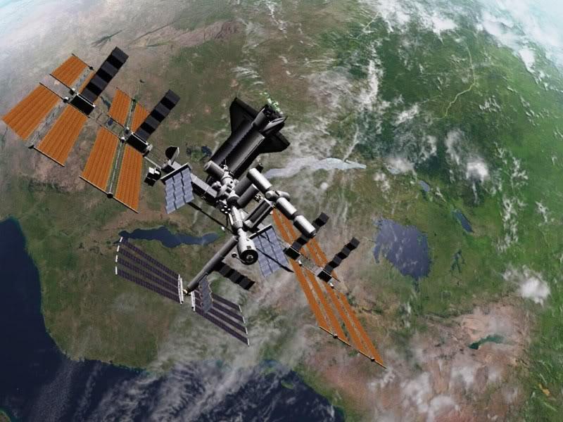 Orbiter Space Flight Simulator Gallery68