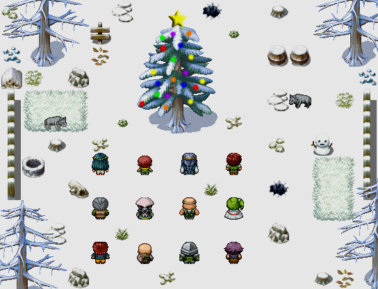 A Very Merry Holiday Contest HolidayMap
