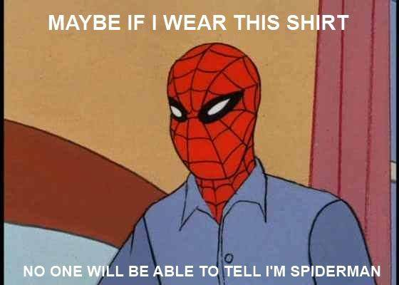 60s Spiderman