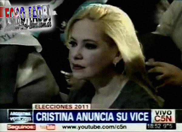 [25/06/2011] Andrea en Olivos en el anuncio de la candidatura del Vice 0-04-05606