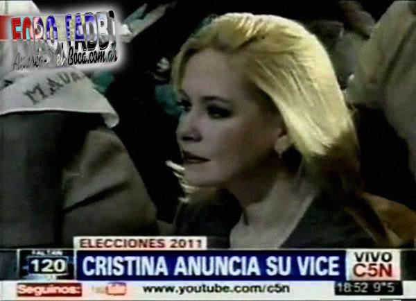 [25/06/2011] Andrea en Olivos en el anuncio de la candidatura del Vice 0-04-06882
