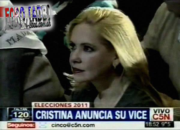 [25/06/2011] Andrea en Olivos en el anuncio de la candidatura del Vice 0-04-08158