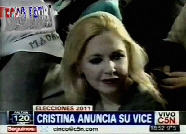 [25/06/2011] Andrea en Olivos en el anuncio de la candidatura del Vice 0-04-11348