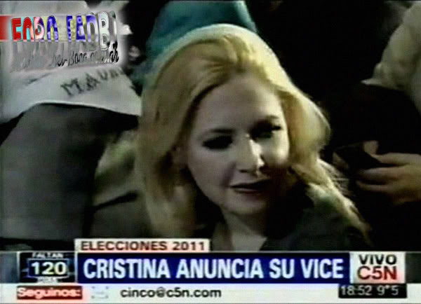 [25/06/2011] Andrea en Olivos en el anuncio de la candidatura del Vice 0-04-11735