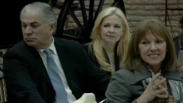 [02.08.2011] Andrea en el almuerzo de Cristina en honor a Mujica 00-10-07179
