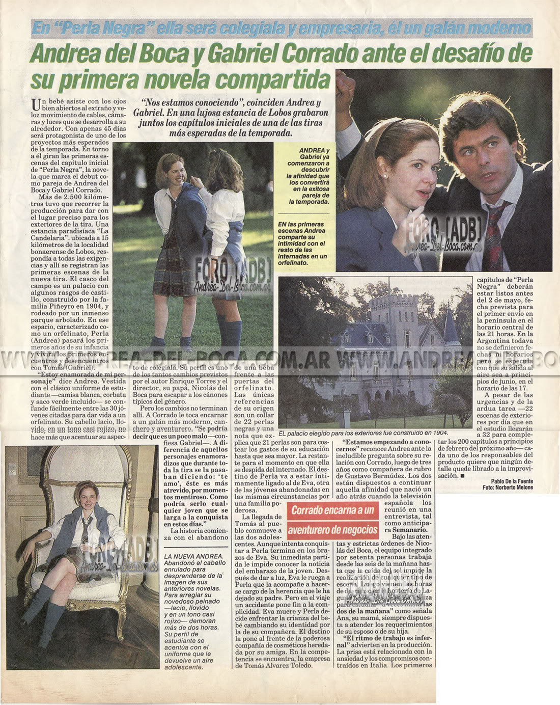Todo Andrea Del Boca 1994_PN