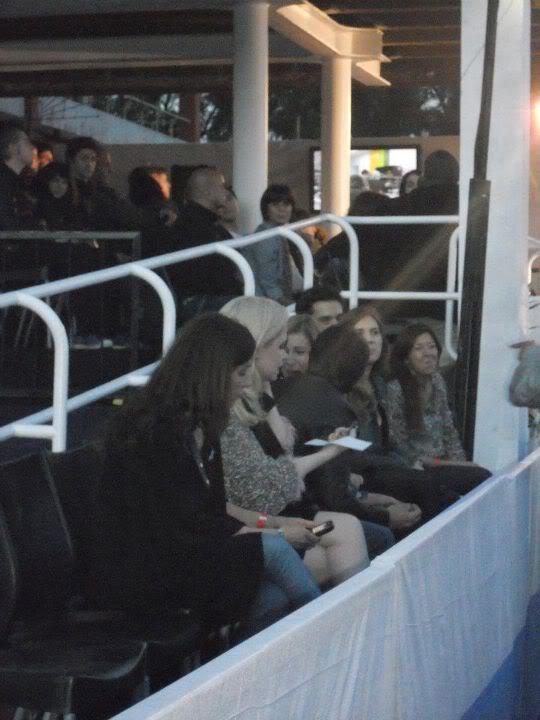 [17/10/2011] Andrea en el Acto por los 60 años de la tv 312258_2424021112217_1002179174_2879086_211894023_n