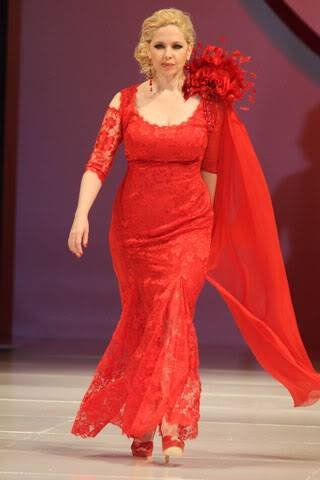 [29/08/2011 ] Andrea en Buenos Aires Alta moda 455832