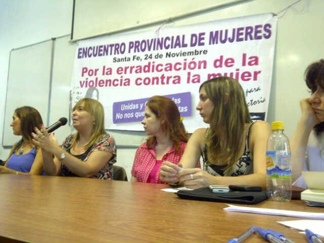 """[24/11/2012] Andrea en Santa Fe """"Mil mujeres contra la violencia de género"""" A8fUtayCUAA5U5mjpglarge"""