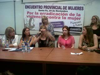 """[24/11/2012] Andrea en Santa Fe """"Mil mujeres contra la violencia de género"""" A8fbiylCQAAcHt_jpglarge"""