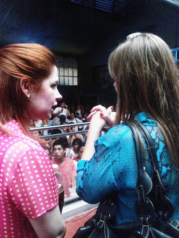 """[24/11/2012] Andrea en Santa Fe """"Mil mujeres contra la violencia de género"""" A8fmZOsCEAAl8yVjpglarge"""