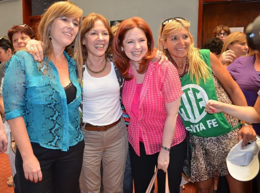 """[24/11/2012] Andrea en Santa Fe """"Mil mujeres contra la violencia de género"""" Andrea_Santa_Fe_0011"""