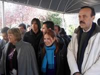 [03/06/2011] Андреа Дель Бока против насилия, поездка в Неукен Neuquen_04
