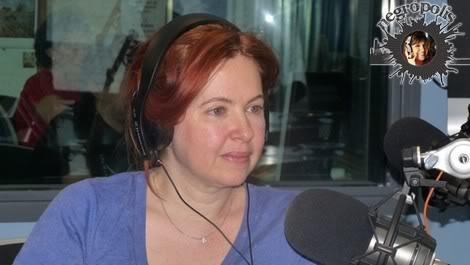 [08/11/2012] Аndrea en el programa de Negra Vernacci P1200257