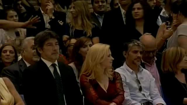 [06/12/2011] Andrea en el acto de Cristina en el Museo del Bicentenario PDVD_006