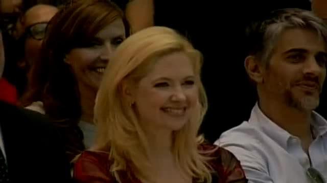 [06/12/2011] Andrea en el acto de Cristina en el Museo del Bicentenario PDVD_010
