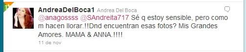 Андреа в твиттере - Página 2 SAndreita