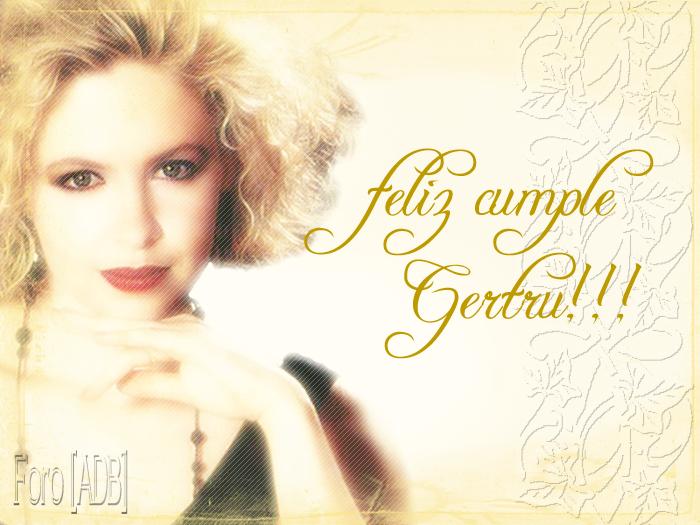 Todo Andrea Del Boca Cumple-gertru1