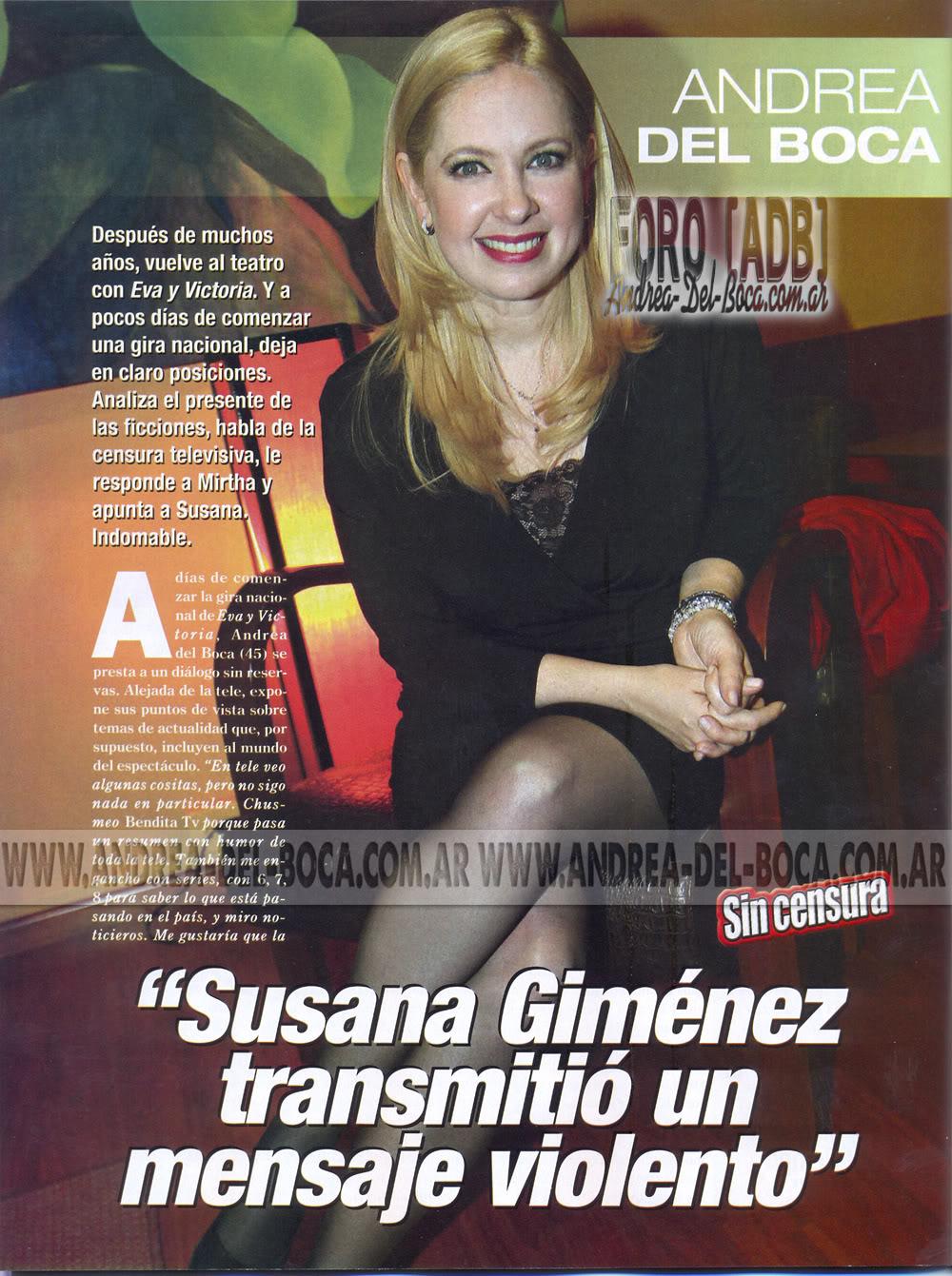 [Papparazzi, июль 2011] Высказываение Сусаны Хименес было неправильно Papparazzi001