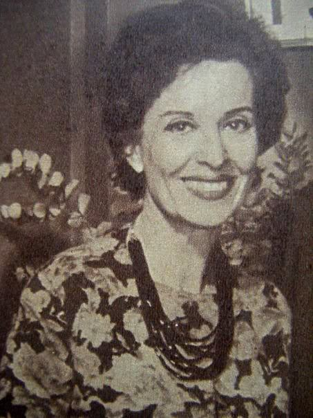 Falleció Lydia Lamaison 184676