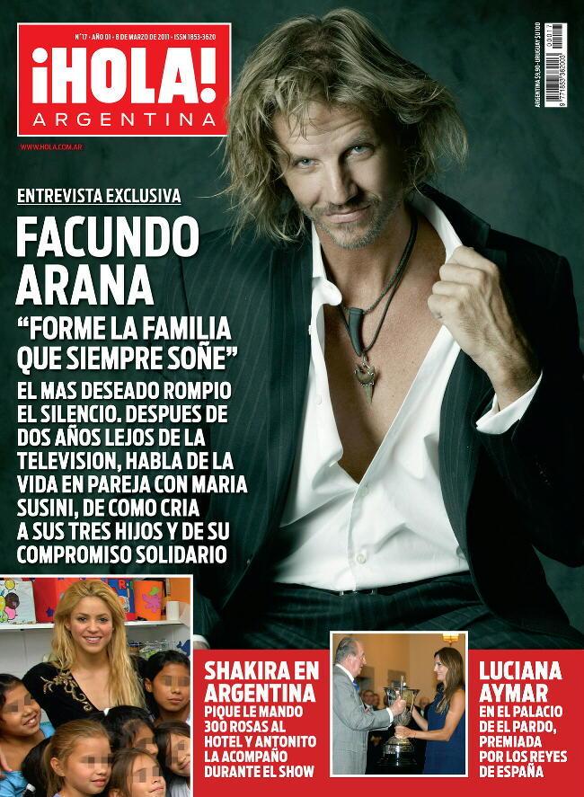 Факундо Арана / Facundo Arana 254427343