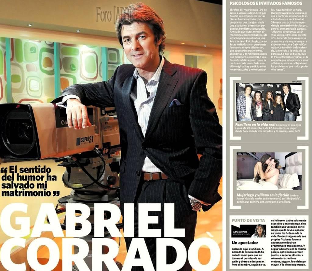 Габриэль Коррадо / Gabriel Corrado - Página 5 Clarin_101210--gaby