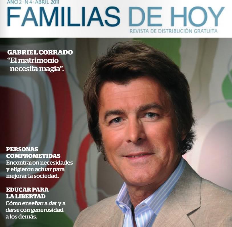 Габриэль Коррадо / Gabriel Corrado - Página 13 Familia_hoy001