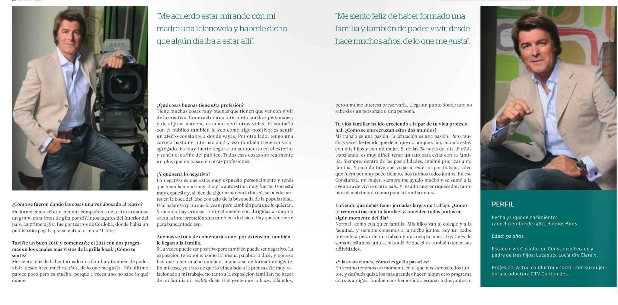 Габриэль Коррадо / Gabriel Corrado - Página 13 Familia_hoy003
