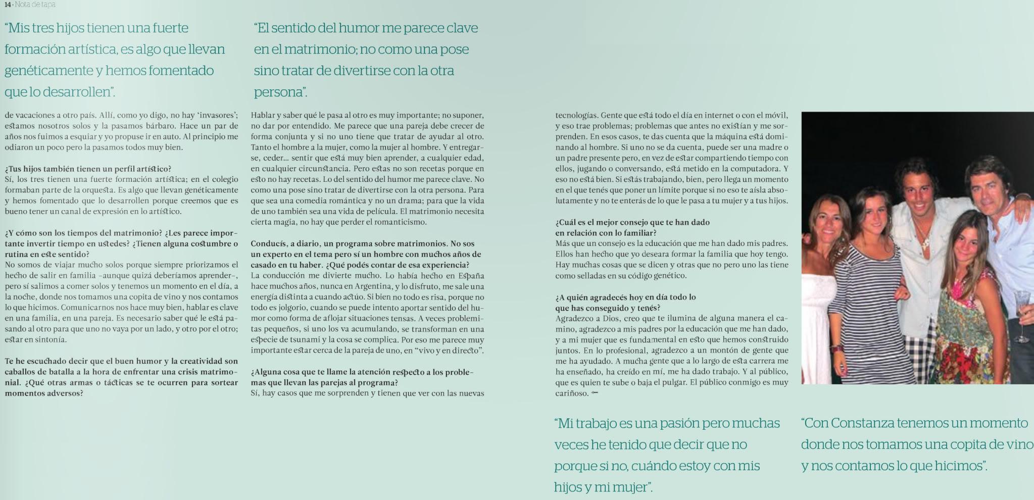 Габриэль Коррадо / Gabriel Corrado - Página 13 Familia_hoy004