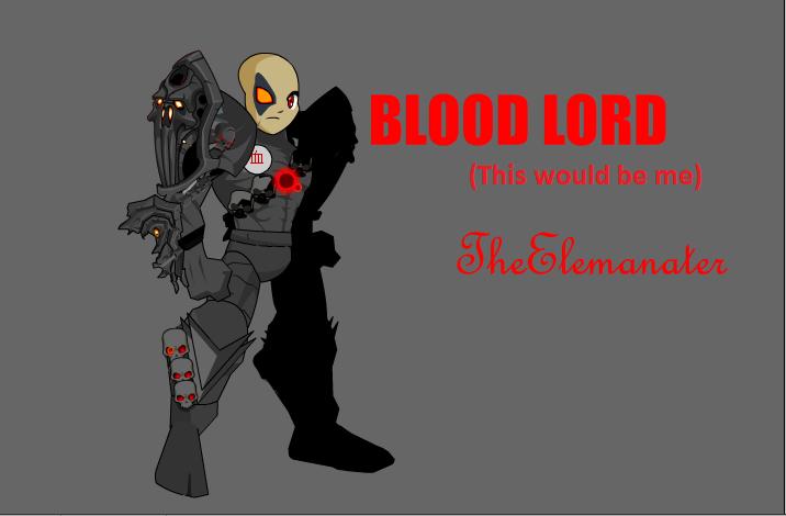 AQW Armor Ideas Bloodlord